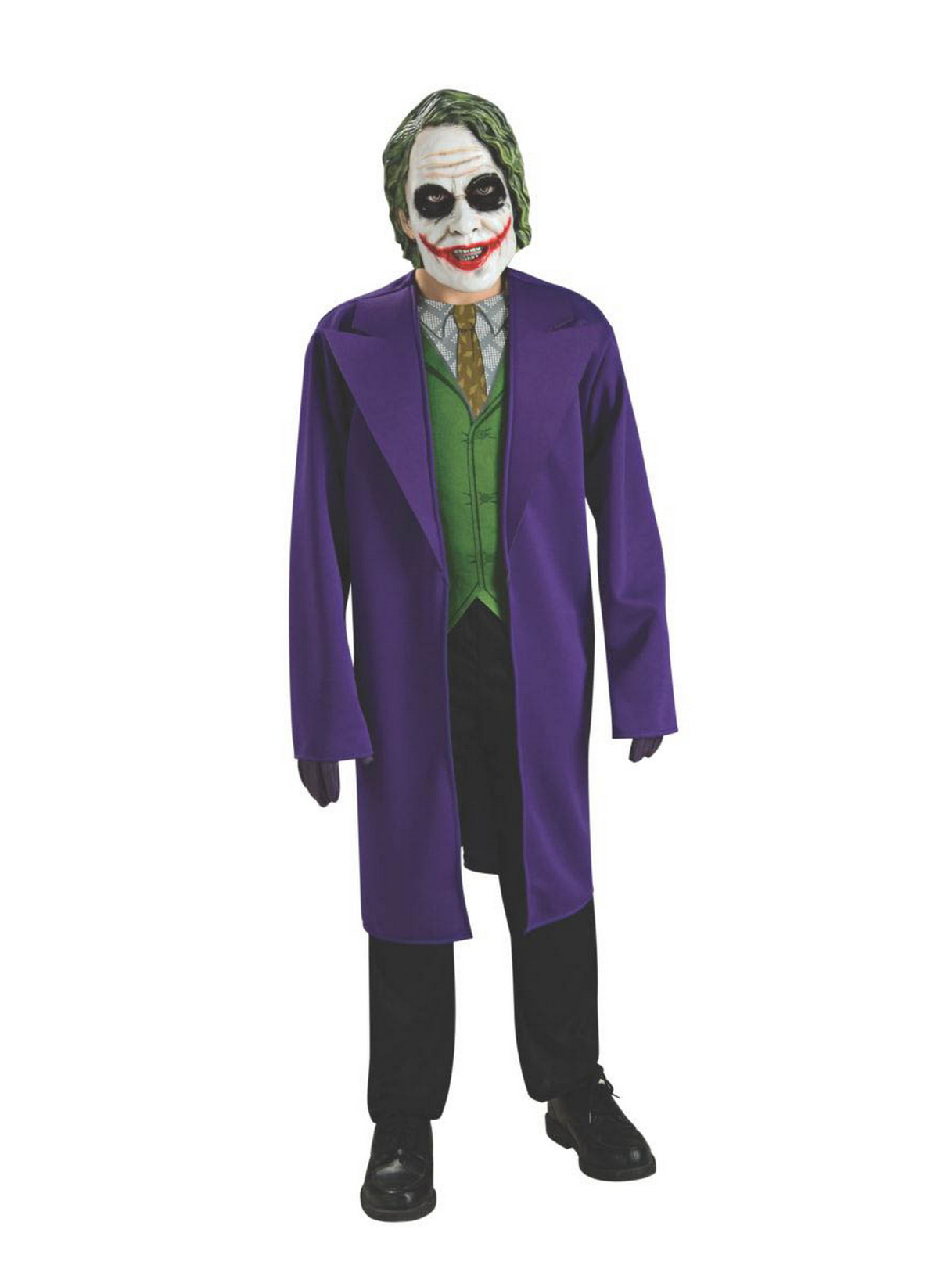 Joker From Batman Pictures Batman Dark Knight The Joker Tween Costume Bc