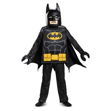 Batman Lego Movie Deluxe Child Costume