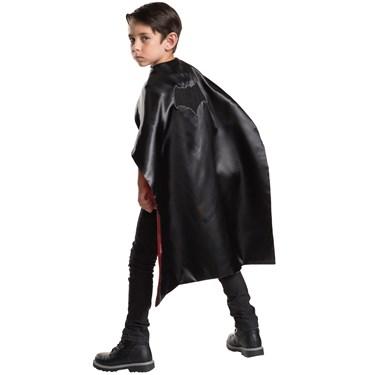 Batman Superman 2-1 Reversible Cape Child One Size
