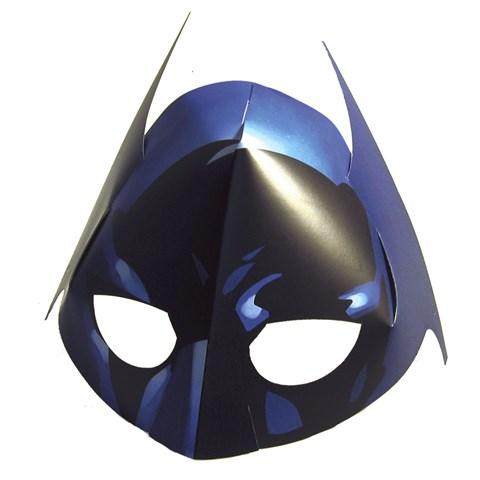 Batman The Dark Knight Masks (4 count)