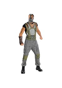 Click Here to buy Batman The Dark Knight Rises Bane Deluxe Adult Cos from BuyCostumes