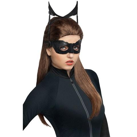 Batman The Dark Knight Rises Catwoman Adult Wig