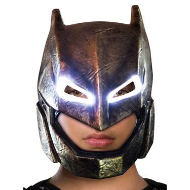 Batman v Superman: Dawn of Justice - Batman Adult Armored Light Up Mask