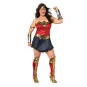 Batman v Superman: Dawn of Justice - Wonder Woman Deluxe Adult Costume Plus