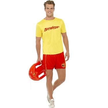 Baywatch Beach Adult Costume