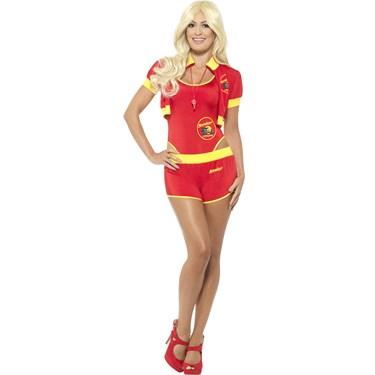 Baywatch Lifeguard Costume Women's