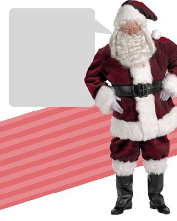 Santa Claus bio