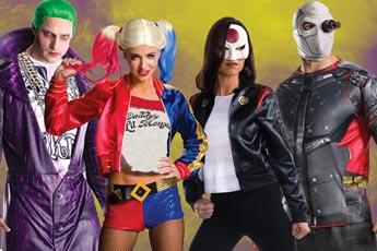 Suicide Squad Costumes