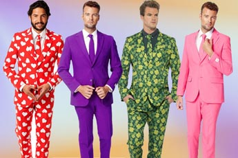 Spring Holiday Suits
