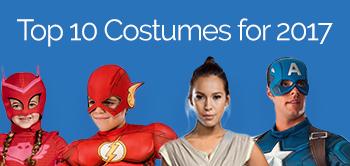 Top Ten Costumes 2017