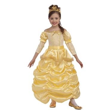 Beautiful Princess Child Costume
