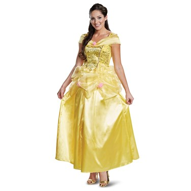 Beauty & the Beast Belle Deluxe Adult Costume