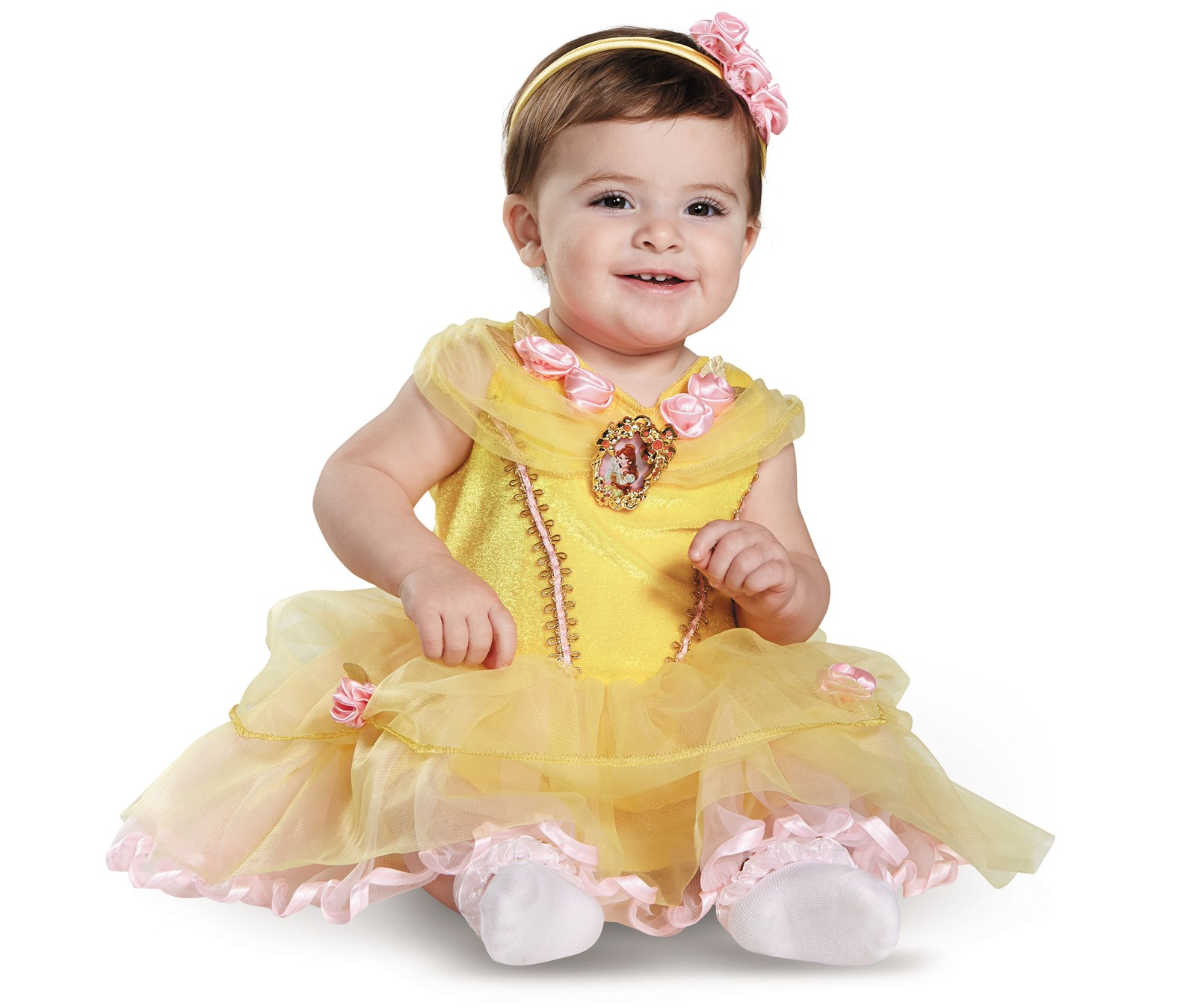 Beauty and the Beast - Belle Infant Costume   BuyCostumes.com