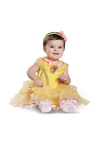 Click Here to buy Beauty and the Beast - Belle Baby Costume from BuyCostumes