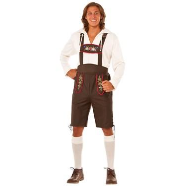 Beer Garden Man Adult Costume