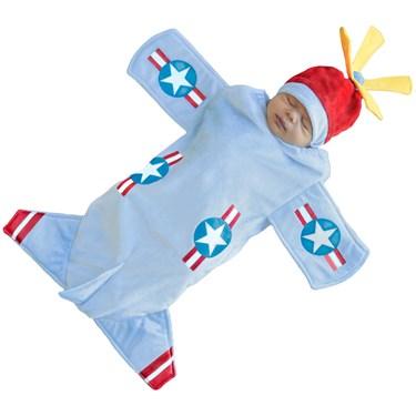 Bennett Bomber Bunting Infant Costume