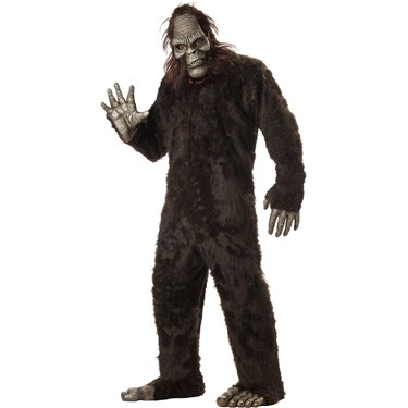 Big Foot Plus Size Adult Costume