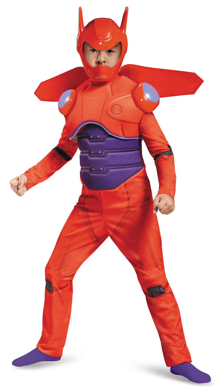 big hero 6 baymax deluxe muscle costume for toddlers buycostumescom - Halloween Muscle