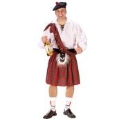 Big Shot Scot Adult Costume