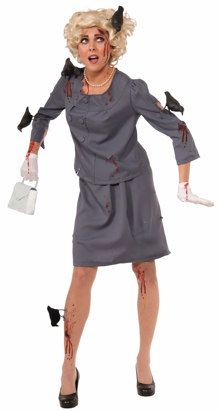 Bird Attack Costume for Adults | BuyCostumes.com