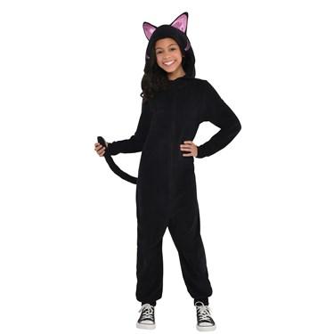 Black Cat Child Zipster
