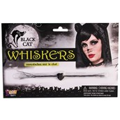 Black Cat Whiskers - Adult