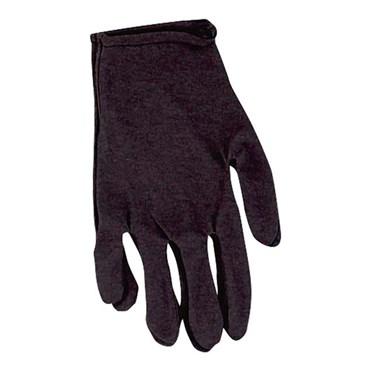Black Cotton Gloves Adult
