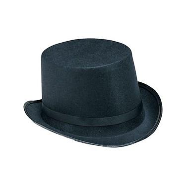 Black Durashape Child Top Hat