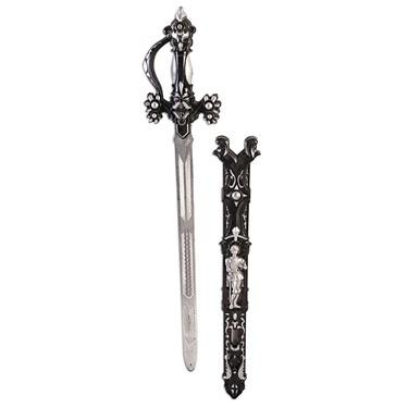 Black King'S Sword