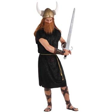 Black Roman Tunic Costume - Adult Standard