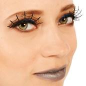 Black Spiderweb Eyelashes