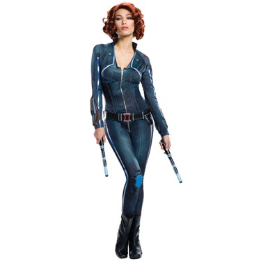 Black Widow Sexy Adult Costume