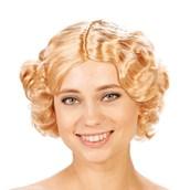 Blonde Bob Adult Wig