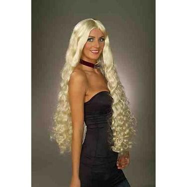 Blonde Mesmerelda Adult Wig