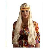 Blonde Unisex Hippie Wig