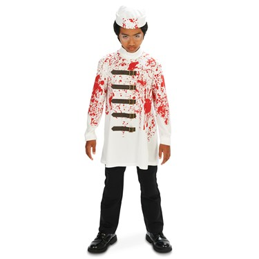 Meat Butcher Child Costume