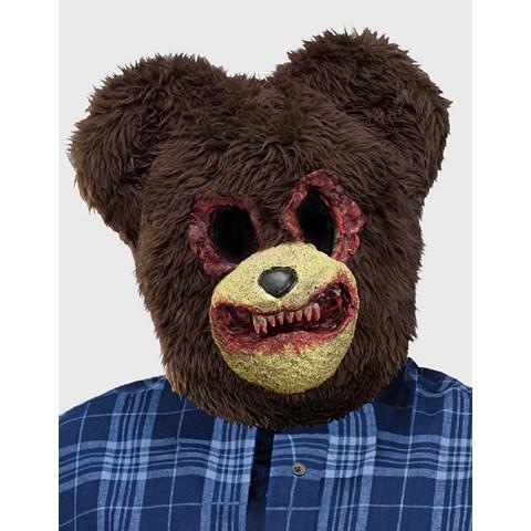 Bloody Scary Bear Mask