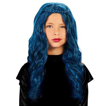 Blue Child Wig