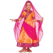 Bollywood Child Costume