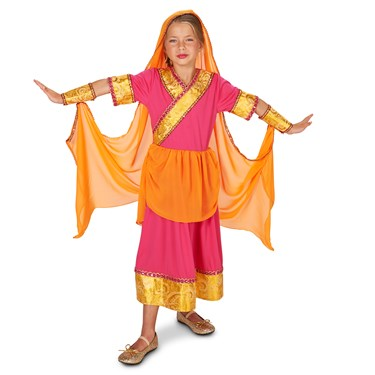 Bollywood GIrl Child Costume
