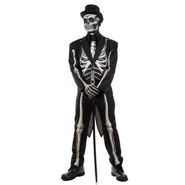 Bone Chillin Plus Size Men's Costume