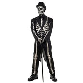 Bone Chillin Plus Size Men's Costume