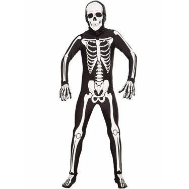 Bone Suit Child Costume