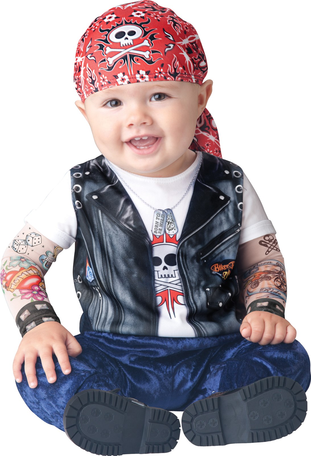Born to be Wild Infant / Toddler Costume   BuyCostumes.com