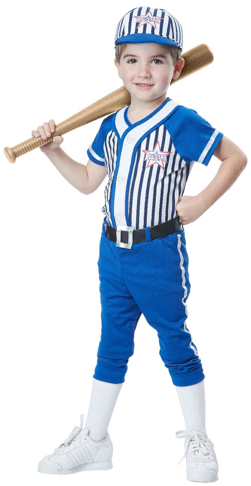 Boys Baseball Player Costume For Toddlers Buycostumes Com