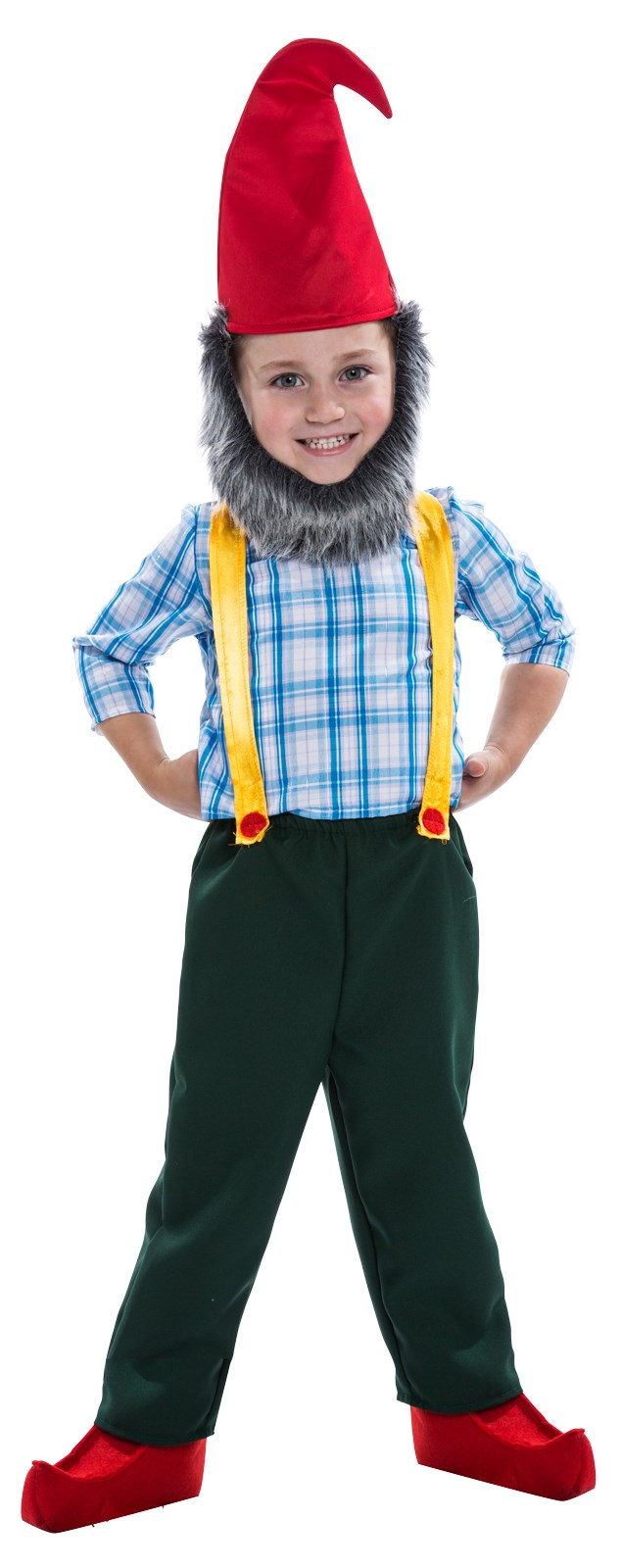 Boys Gnome Toddler Costume