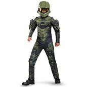 Boys Halo Master Chief Classic Costume