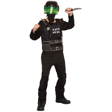 Boys Navy Seals Costume