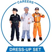 Boys Occupations Dress-up Set