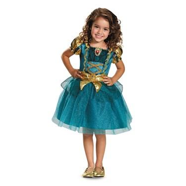 Brave  Merida Deluxe Toddler Costume